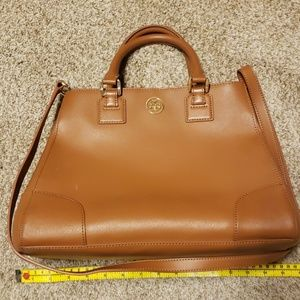 Tory burch satchel. Preowned.